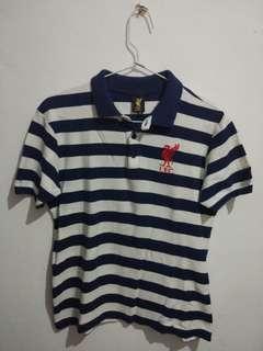 Polo Shirt Liverpool Original 100% Authentic Merchandise