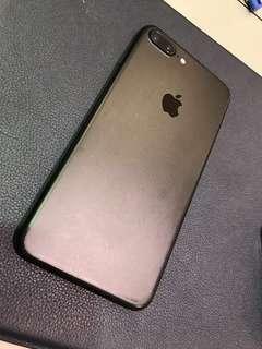 二手 iPhone7 plus 256霧黑