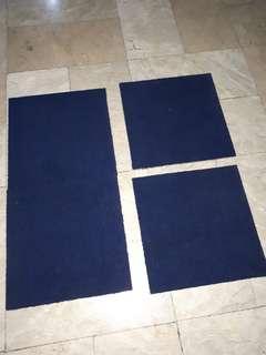 Square Tile Carpet