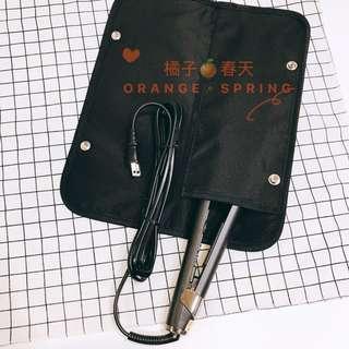 🚚 SIMPLE STORAGE 離子夾收納袋 電棒收納袋 收納套