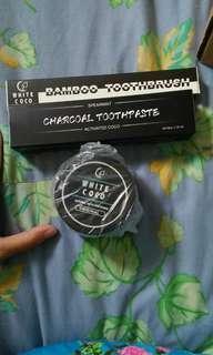 Pemutih gigi white coco 1 paket
