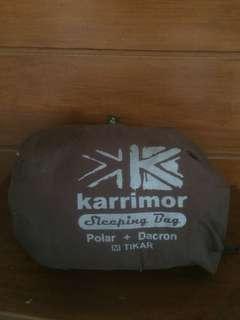 Sleeping Bag Karrimor Polar Dacron size M