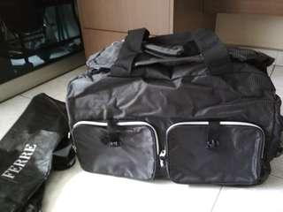 Ferré travel bag