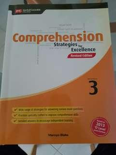 Comprehension Strategies for Excellence Revised Edition Workbook
