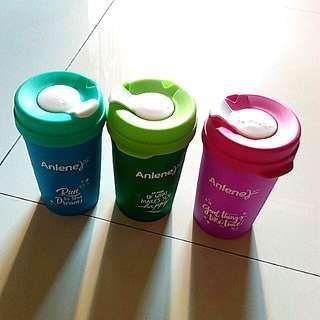 Milk mugs (set of 3)