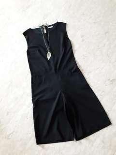 DYel Black Elegant Jumpsuit