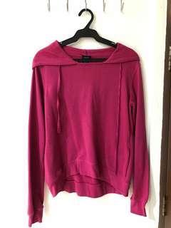 Rue21 Pink hoodie