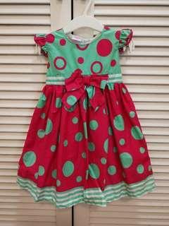 Laura Ashley's Dress 2yo