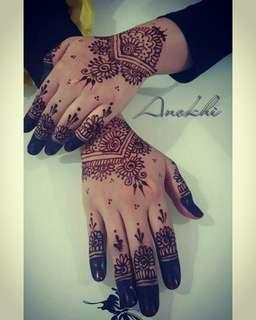 Henna bridal or henna party