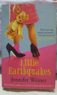 [Pre❤] Little Earthquakes by Jennifer Weiner