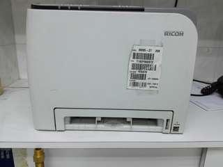 Ricoh M095-27  208  color Printer