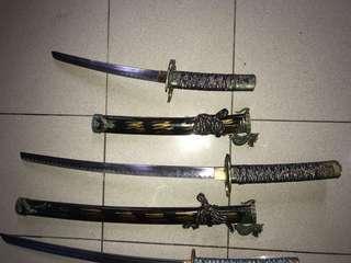 Samurai Sword Replica