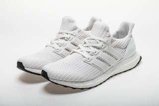Adidas Ultra Boost 4.0 White 白色