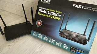 🚚 Asus Wireless Router RT-AC1200+