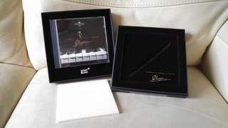 Mont Blanc 萬寶龍 蕭邦筆吉盒連 CD