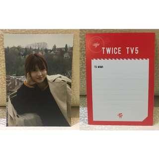 [WTS] Twice TV5 TV4 Postcards