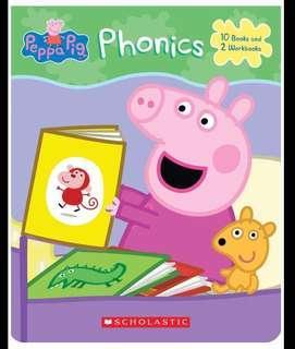 🚚 Phonics with Peppa Pigs