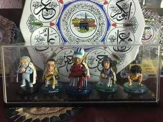 One Piece WCF Admiral Complete Set ! RARE ! Free Display Box !