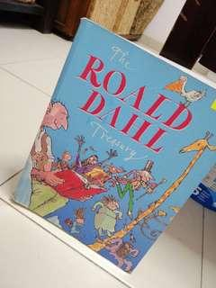 Children English story book Roald dahl