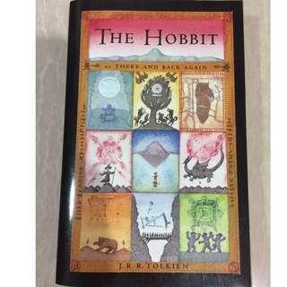 Book: The Hobbit by J. R .R Tolkien (Paperback)