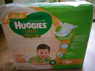Huggies Ultra Gold S Size