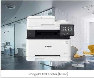 Canon Colour Laser Printer MF635CX