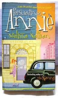 [Pre❤] Persuading Annie by Melissa Nathan
