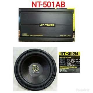 NT power NT-501AB.1PC NT POWER. NT-S12M.