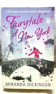 [Pre❤] Fairytale of New York by Miranda Dickinson