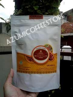 Kopi Arabica Java Preanger Soenda Mountain 200gr