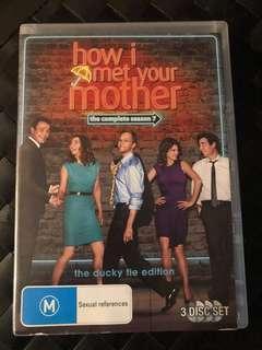How I met your mother DVD season 7
