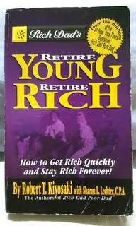 [Pre❤] Retire Young, Retire Rich by Robert T. Kiyosaki
