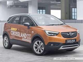 Opel Crossland X Petrol