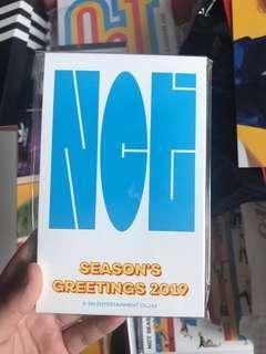 nct monthly calendar