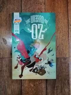 The Wizard of Oz Comic Book