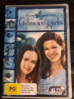 Gilmore Girls   Season 2 DVD