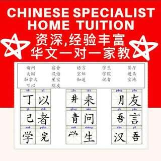 Chinese Home Tuition for Secondary JC | Chinese Tutor for Primary | Higher Chinese Private Tuition Teacher | Chinese Tutor Preschool | PSLE N O A Level Chinese Home Tuition | MOE Teachers | Lady Female Full Time Tutor | Male Tutor | K1 K2 | IB IP Chinese