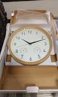 🚚 Home Deco Big Round Clock