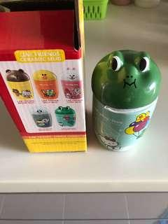 brand new cup+Free Gift