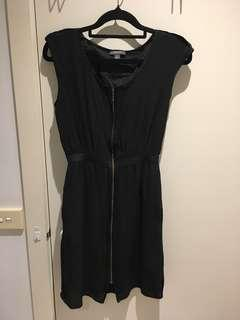 Ojay black dress work casual