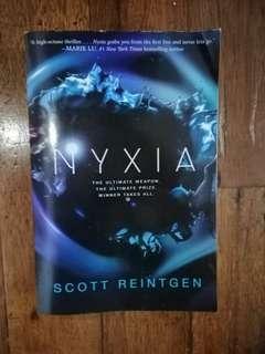 Nyxia by Scott Reintgen
