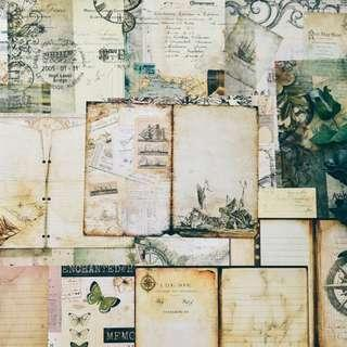 Journaling Notecards- The New World