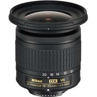 Nikon AF-P DX NIKKOR 10-20mm