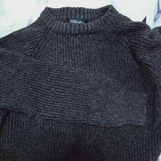 Autumn turtleneck knitted sweater top #JunePayDay60