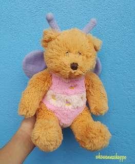 Bear x Butterfly