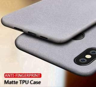 🚚 (All Smartphones) Matte Antislip Phone Case