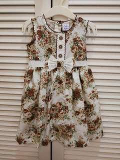 Baby Girl Dress 2yo