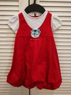 Baby Girl Dress #MMAR18