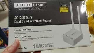 TOTO LINK ROUTER 全新