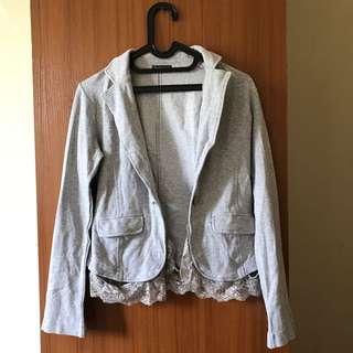 Premium Grey Blazer